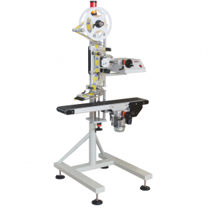 Automatic labeling equipment