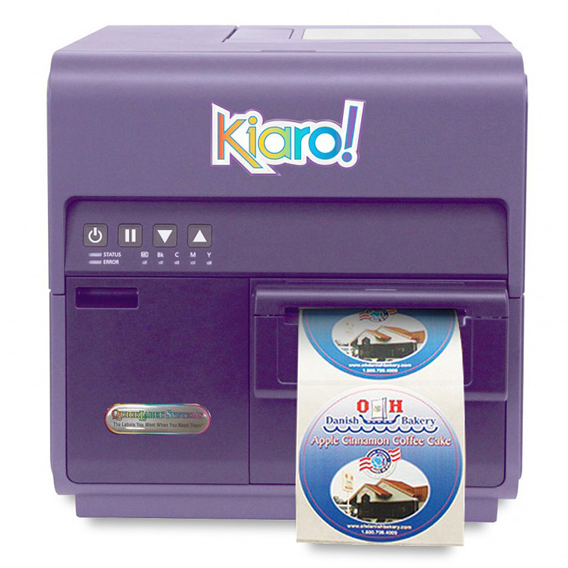 Kiaro Label Printer Price - Trovoadasonhos